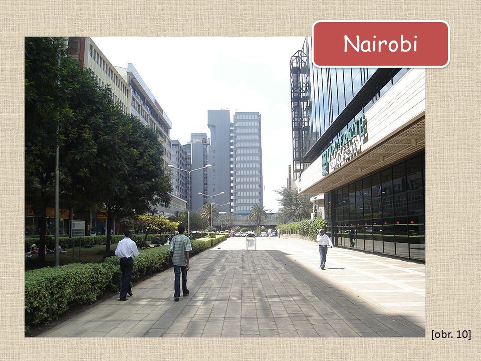 Nairobi [obr. 10]